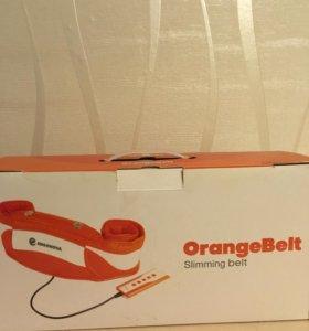 Массажный пояс Ergonova OrangeBelt , Германия