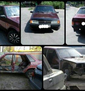 Ремонт и покраска автомобиля