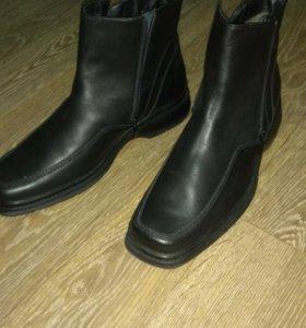 Ботинки мужские зимние 44 (44.5)размер