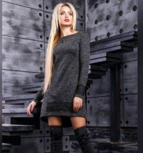 Новая туника платье кофта