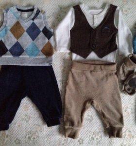 Детские вещи, 56, 62, h&m, lindex, mothercare