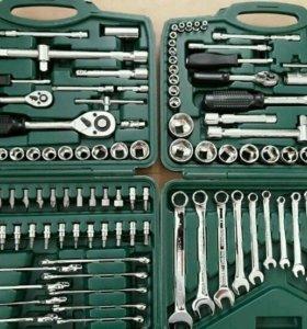 Набор ключей SATA + большие ключи до 65