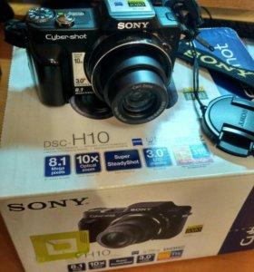Фотоаппарат SONY DSC-H 10