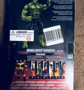 Фигурка MARVEL LEGENDS HULK