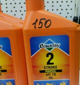 Двухтактное моторное масло Country