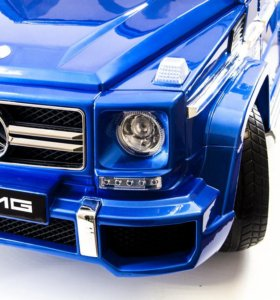 Электромобиль двухместный Mercedes-Benz G63 LUXURY