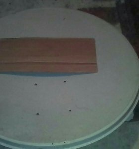 Спутниковая тарелка!
