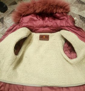 Куртка зимняя 104-110