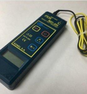 MZC-200 Измеритель параметров цепей фаза-нуль