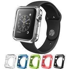 Мягкий силиконовый чехол для Apple Watch