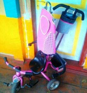 Продадим дет.велосипед