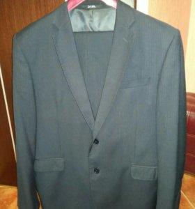 Мужской костюм 58 размер