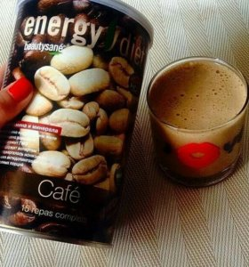 Energy diet cafe