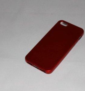Кейс глянцевый iPhone 5 5S SE
