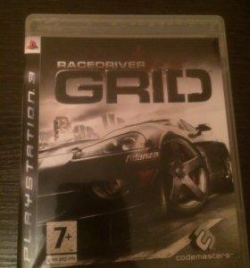 Игра гонки «Racedriver Grid» для ps3