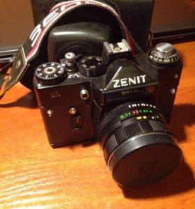 Фотоаппарат зенит- 11