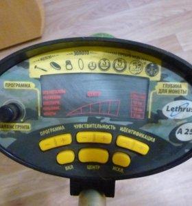 металлоискатель lethrus А 250