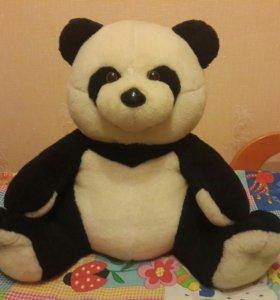 Игрушка мягкая мишка Панда