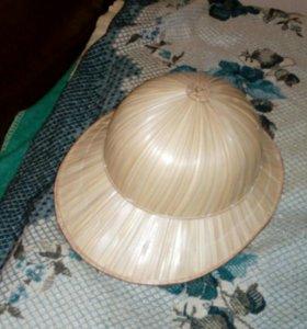 Шляпа с Тайланда мужская