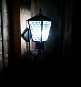 Светильник- фонарь- ночник.