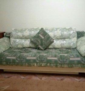 """Диван + кресло-кровать """"Палермо"""""""