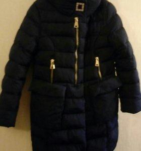 Куртка зимняя новая))