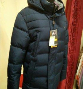 Куртка мужская зимняя на синтепоне.