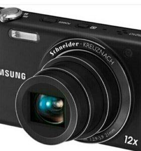 Фотокамера Samsung WB210 Black