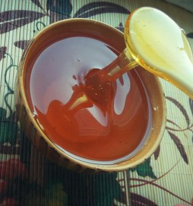 Вкусный мёд!