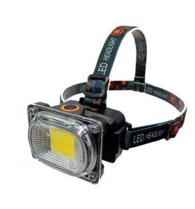 Налобный фонарь UltraFire HL-6651 COB