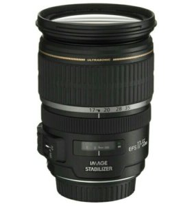 Объектив Canon EFS17-55 2.8 IS USM