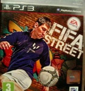 Fifa Street. PS 3.