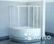 Шторка для ванны Ravak Gentiana 150 Rain vdkp4