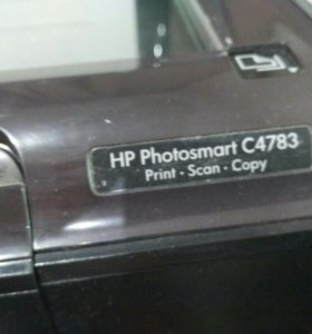 МФУ принтер HP