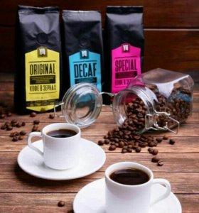 Органическое кофе YO COFFE. Отличный подарок на НГ
