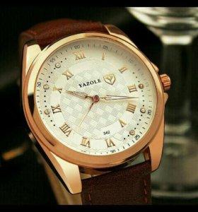 Часы + браслет в подарок