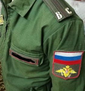 Военная Форма «Офиска» РВСН
