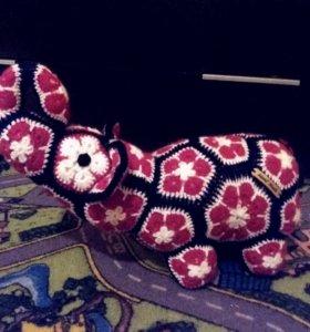 Цветочный слоник
