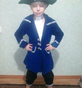 Новогодний костюм (пират)-прокат!!!