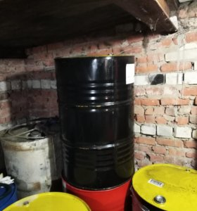 Бочка метал. 200 литров