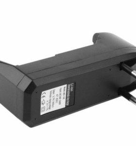 Зарядка компакт + Li-Ion батарея 18650