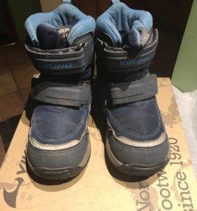 Зимние ботинки Viking Gore-tex