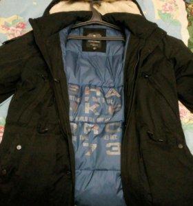 Мужская зимняя куртка 54 размер