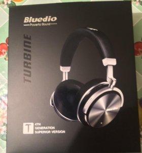 Наушники Bluedio 4T