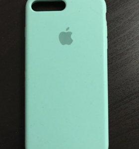 Apple Silicon Case IPhone 7 Plus