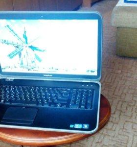 Ноутбук Dell 17 диагональ Core i7