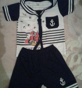 Костюм морячка на 5 лет