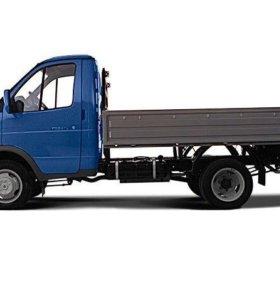 Перевозка грузов на газелье