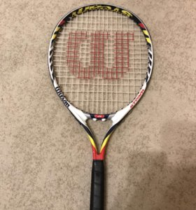 Теннисная ракетка 21 размер