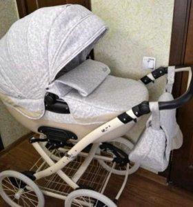 Детская коляска 2 в 1 RoxBaby